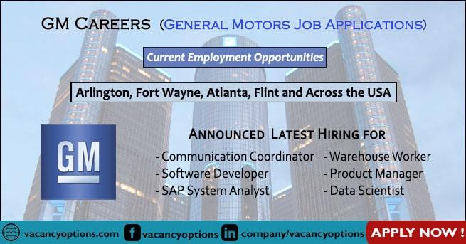 GM Careers