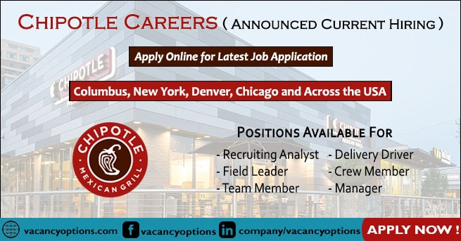 Chipotle Careers