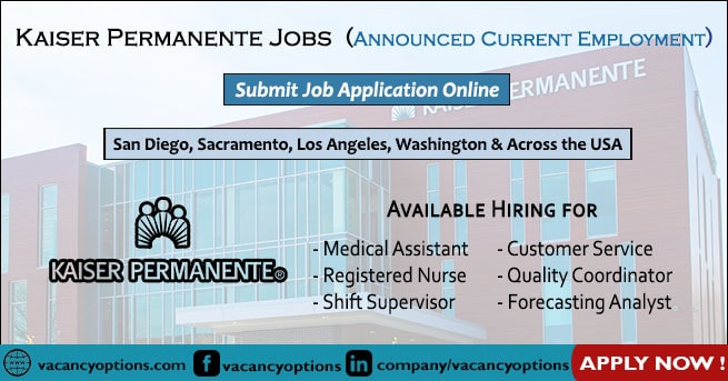 Kaiser Permanente Jobs