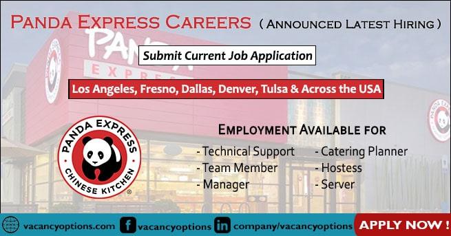 Panda Express Careers