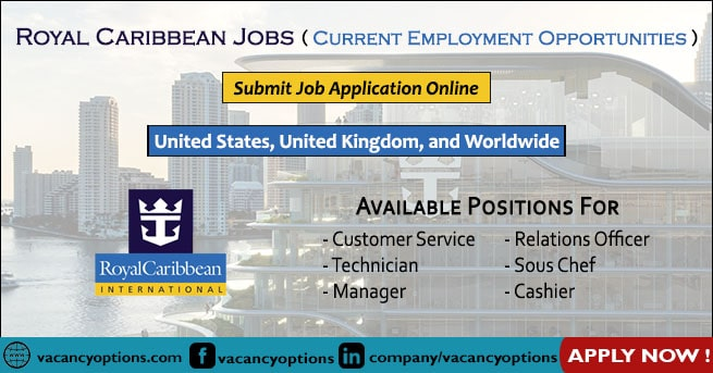 Royal Caribbean Jobs