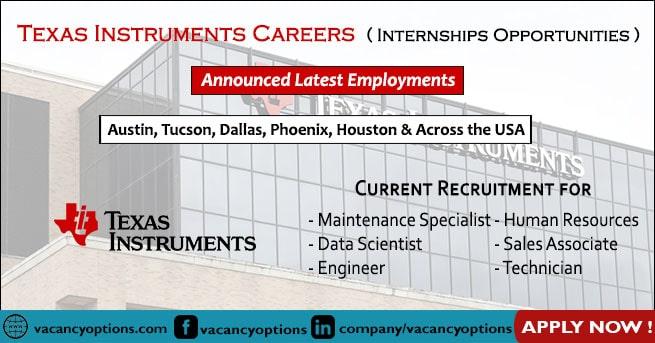 Texas Instruments Careers