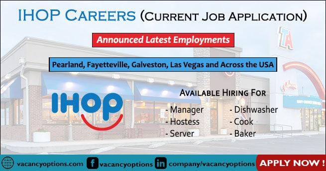 IHOP Careers