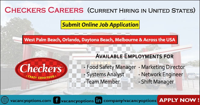 Checkers Careers