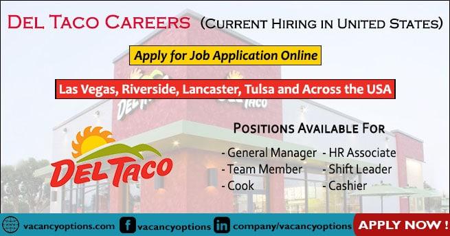 Del Taco Careers