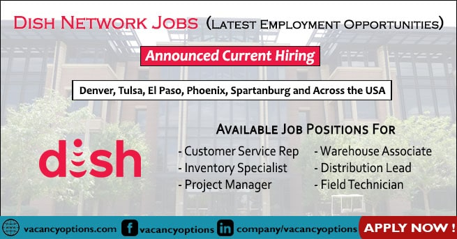 Dish Network Jobs