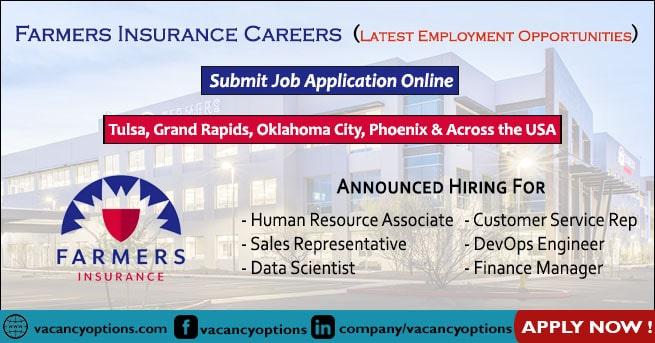 Farmers Insurance Careers