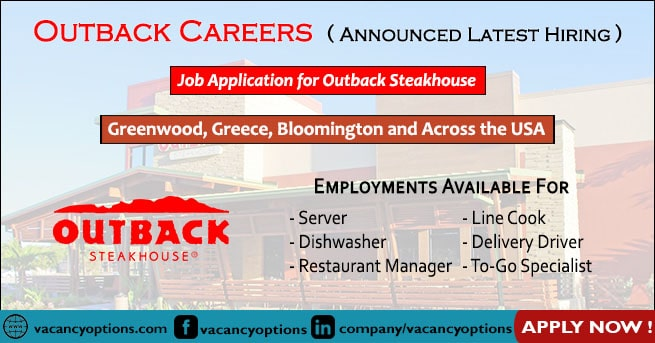 Outback Careers