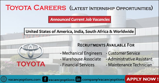 Toyota Careers