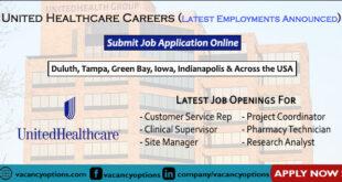United Healthcare Careers